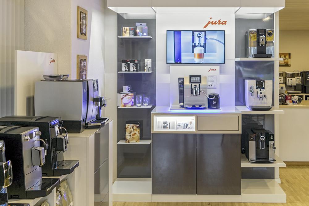 JURA Verkaufs- und Servicestelle Kaffeemaschinen Urs Liebi Belp
