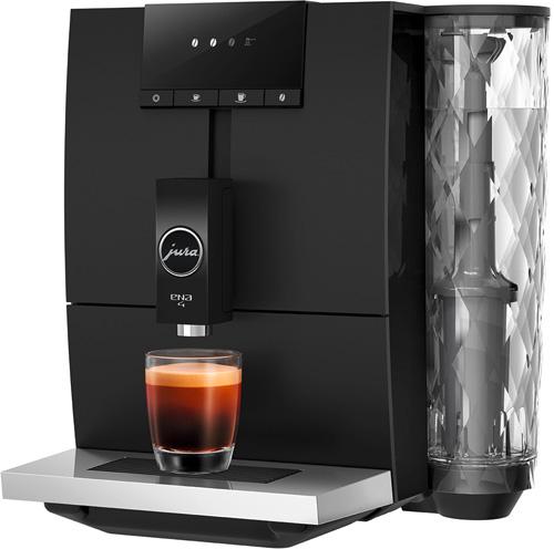 JURA Kaffeevollautomaten Haushalt ENA 4 Full Metropolitan Black
