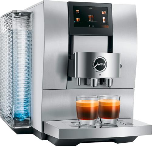 JURA Kaffeevollautomaten Haushalt Z10 Alu White